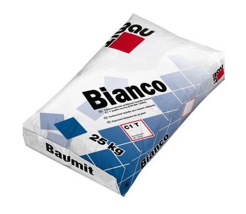 Клей для плитки Баумит Бьянко (Baumit Bianco)