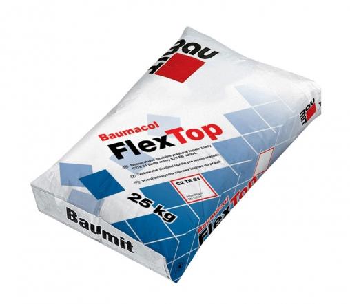 Клеевая смесь Баумит ФлексТоп (Baumit FlexTop)