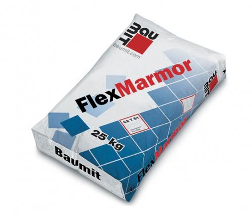 Клей для плитки Баумит ФлексМармор (Baumit FlexMarmor)