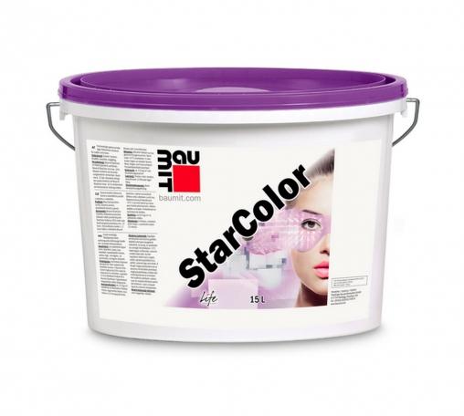 Премиальная Силиконовая Краска Баумит СтарКолор (Baumit StarColor)