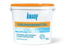 Грунтовка Knauf Грундирмиттель