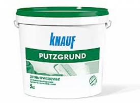 Грунтовка Кнауф  Путцгрунд (Knauf Putzgrunt)