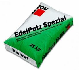 Минеральная штукатурка Баумит ЭдельПутц Спешиал (Baumit  EdelPutz Speсial)