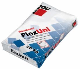 Клеевая смесь Баумит ФлексУни (Baumit FlexUni)