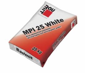 Штукатурка Баумит МПИ 25 Вайт(Baumit MPI 25 White)