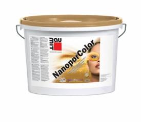 Нано краска Баумит НанопорКолор (Baumit NanoporColor)
