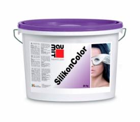 Силиконовая краска Баумит СиликонКолор (Baumit SilikonColor).