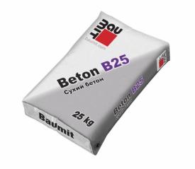 Бетонна смесь Баумит Бетон Б25 (Baumit Beton B25)